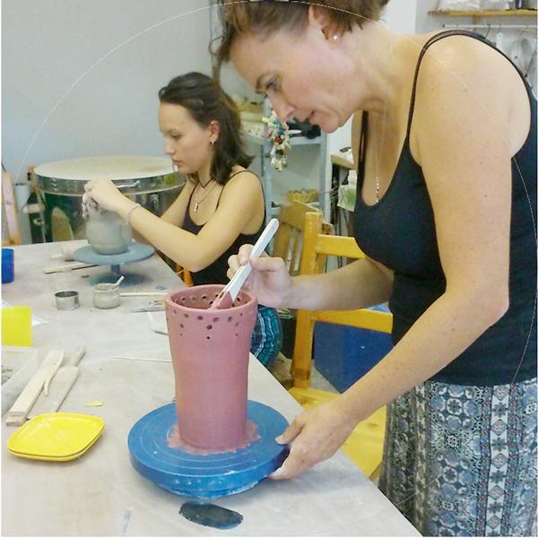 journee decouverte poterie